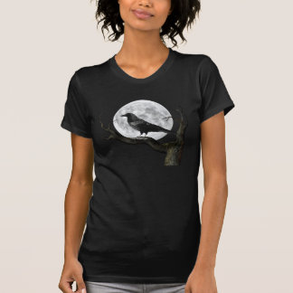 Wicked Raven Short Sleeved Tee Shirt