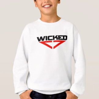 Wicked red sweatshirt