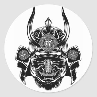 Wicked Samurai Sticker