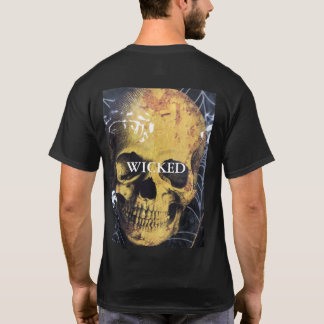 WICKED SKELETON T-Shirt