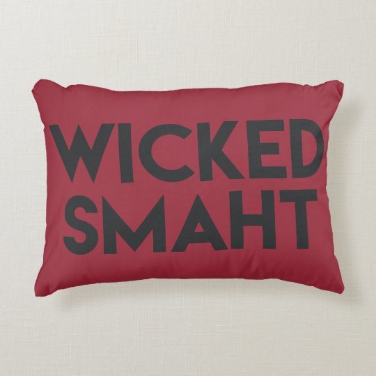WICKED SMAHT SMART ACCENT PILLOW
