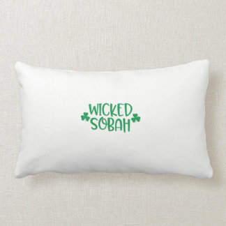 Wicked Sobah Throw Pillow