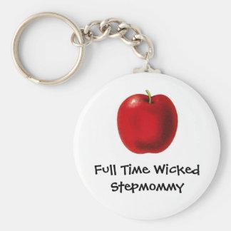 Wicked Stepmommy Key Chain