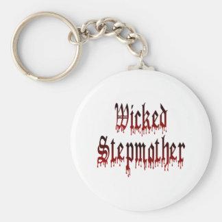 Wicked Stepmother Keychain