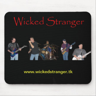 Wicked Stranger Mousepad