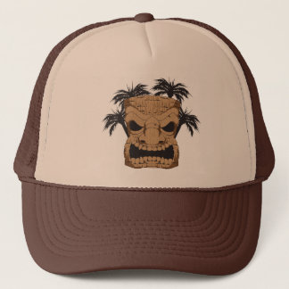 Wicked Tiki Carving Hat