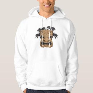 Wicked Tiki Carving Men's Hoodie Sweatshirt