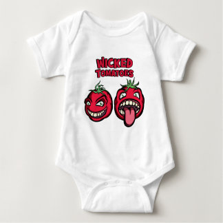 Wicked Tomatoes Baby Bodysuit