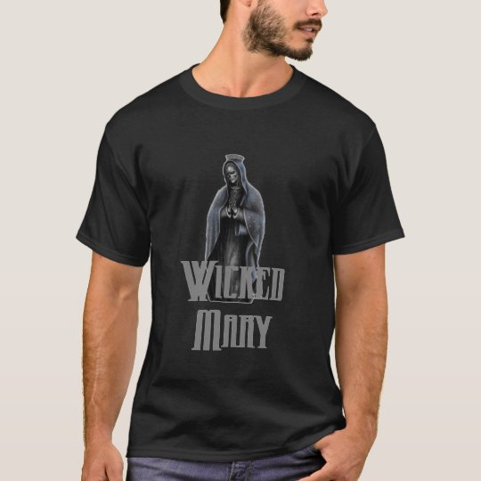 Wicked Virgin Mary T-Shirt