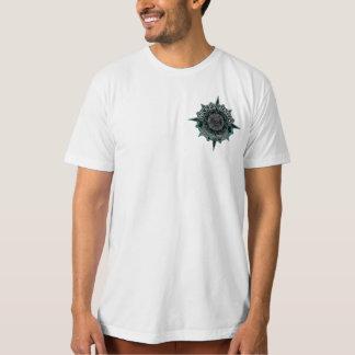 Wicked Waters Tarpon on Green SeaWeed Mens Shirt