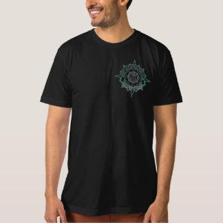 Wicked Waters Tarpon on Turquoise SeaWeed T-Shirt