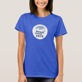 Wicked Weather 2015  - Record Buried! T-Shirt