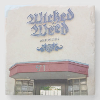 Wicked Weed, Asheville North Carolina, Coaster