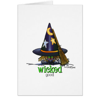 Wicked Witch of Good Card