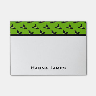 Wicked Witch of the West Oz Personalized Post-it Notes