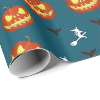 Wickedly Evil Wrapping Paper