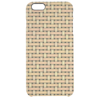 Wicker iPhone 6/6S Plus Clear Case