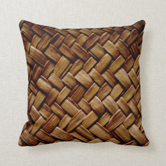 Wicker Weave - American Mojo Pillow