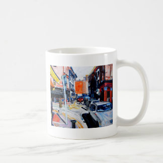 wicklow street dublin coffee mug