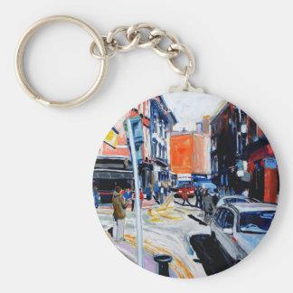 wicklow street dublin keychain