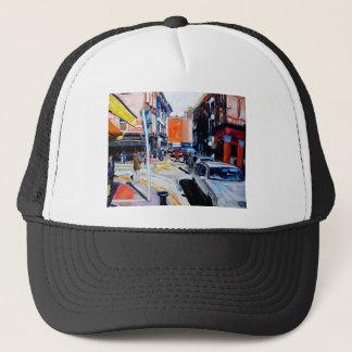 wicklow street dublin trucker hat