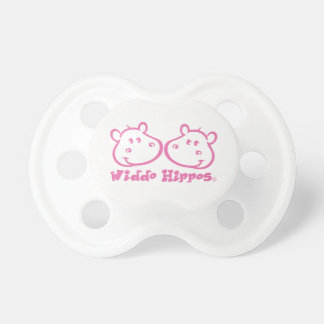 Widdo Hippos Baby Clothing Pacifier