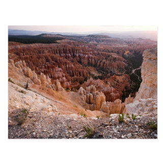 Wide Angel Bryce Canyon Postcard