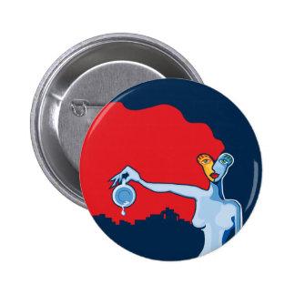 wide awake 2 inch round button
