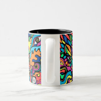 Wide Eye Coffee Mug