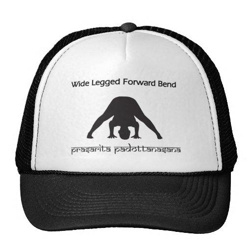 Wide Legged Forward Bend Hat