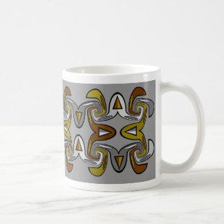 Wide Modern Meets Tribal 2 Coffee Mug