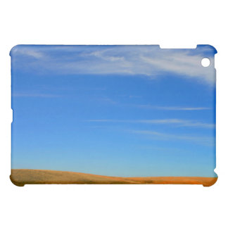 Wide open land and sky hardcover ipad case gifts