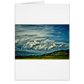 Wide Open Space Card