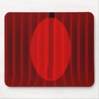 Wide Stage Curtain Spotlight Mouse Pad