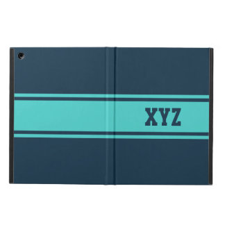 Wide Stripes custom monogram cases