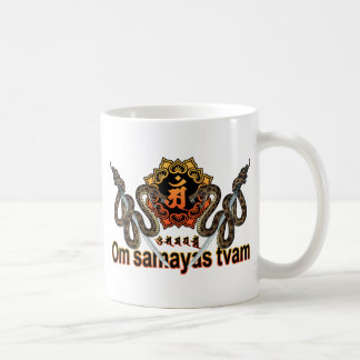 Wide ten pre- coffee mug