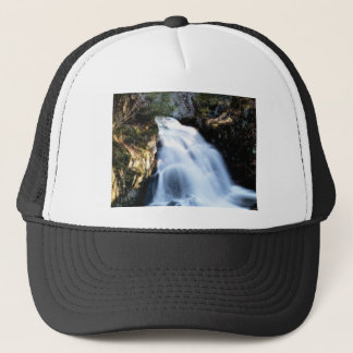 widening waterfalls trucker hat