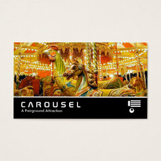 Widescreen 06 - Carousel Business Card