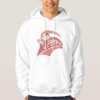 Widow Kitties Team Logo Hooded Sweatshirt
