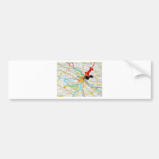 Wien, Vienna, Austria Bumper Sticker
