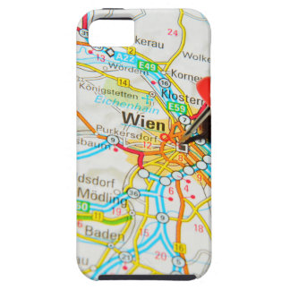 Wien, Vienna, Austria iPhone 5 Case