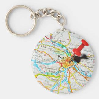 Wien, Vienna, Austria Keychain