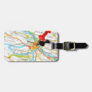 Wien, Vienna, Austria Luggage Tag