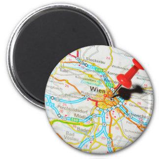 Wien, Vienna, Austria Magnet
