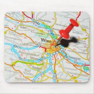 Wien, Vienna, Austria Mouse Pad