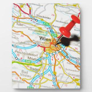 Wien, Vienna, Austria Plaque