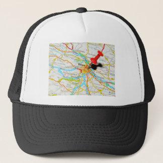 Wien, Vienna, Austria Trucker Hat