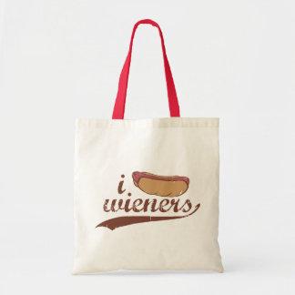 Wiener Love Tote Bag