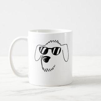 Wiener milky Dog Coffee Mug