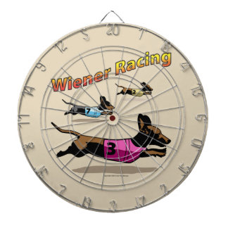 Wiener Racing Dart Board